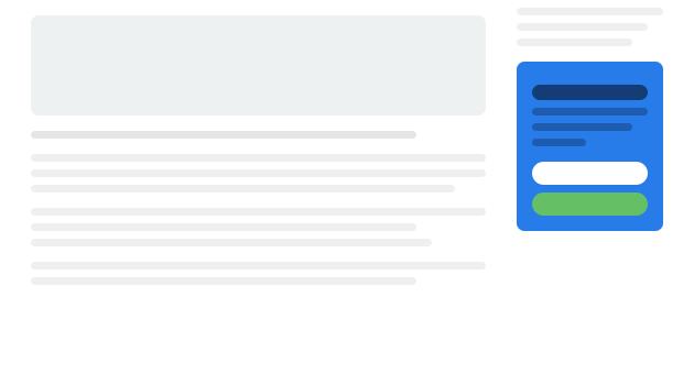 ActiveCampaign Sidebar Widget Form