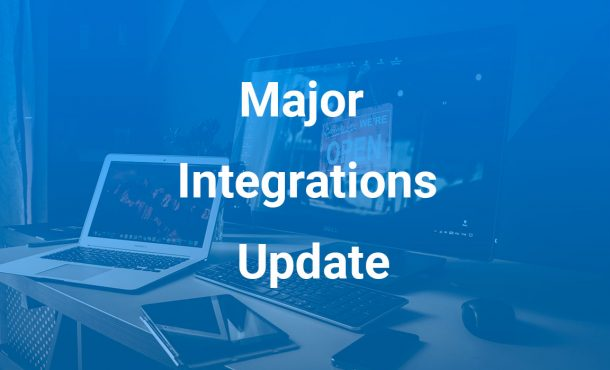 Major integrations update featured image