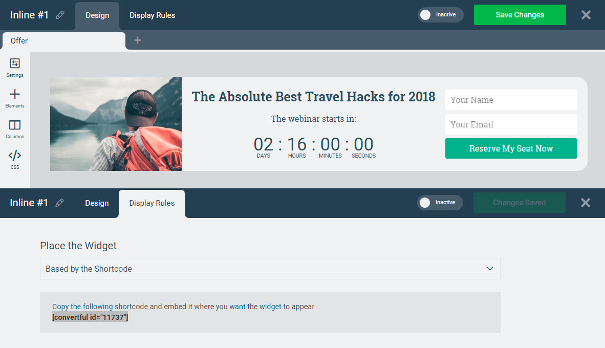 How to Generate and Nurture HubSpot Leads with Countdown Timers