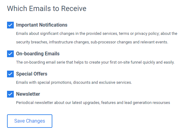 which-emails-to-receive