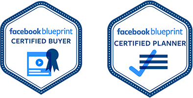 Facebook blueprint icons