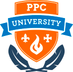 PPC University badge