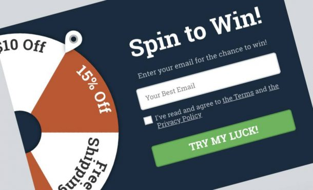 How to Convert 11% of eCommerce Visitors Using Spin-to-Win Gamification