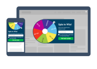 spin to win gamification